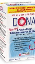 DONA Crystalline Glucosamine