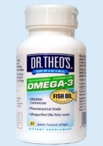 Case of 12 Bottles Advanced Premium Omega-3 Fish Oil